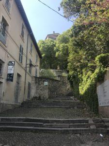 L'escalier Sainte Anne