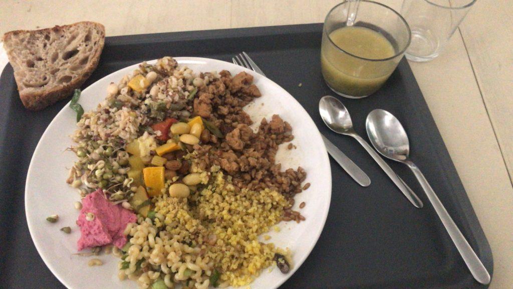 manger vegan à Avignon