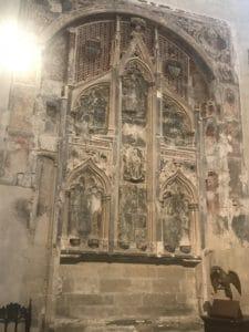 Monument funéraire du cardinale de Déaux