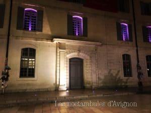 Conservatoire d'Avignon, visite insolite de la ville
