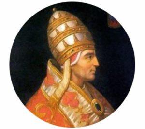Urbain 5, le pape créateur du verger Urbain V