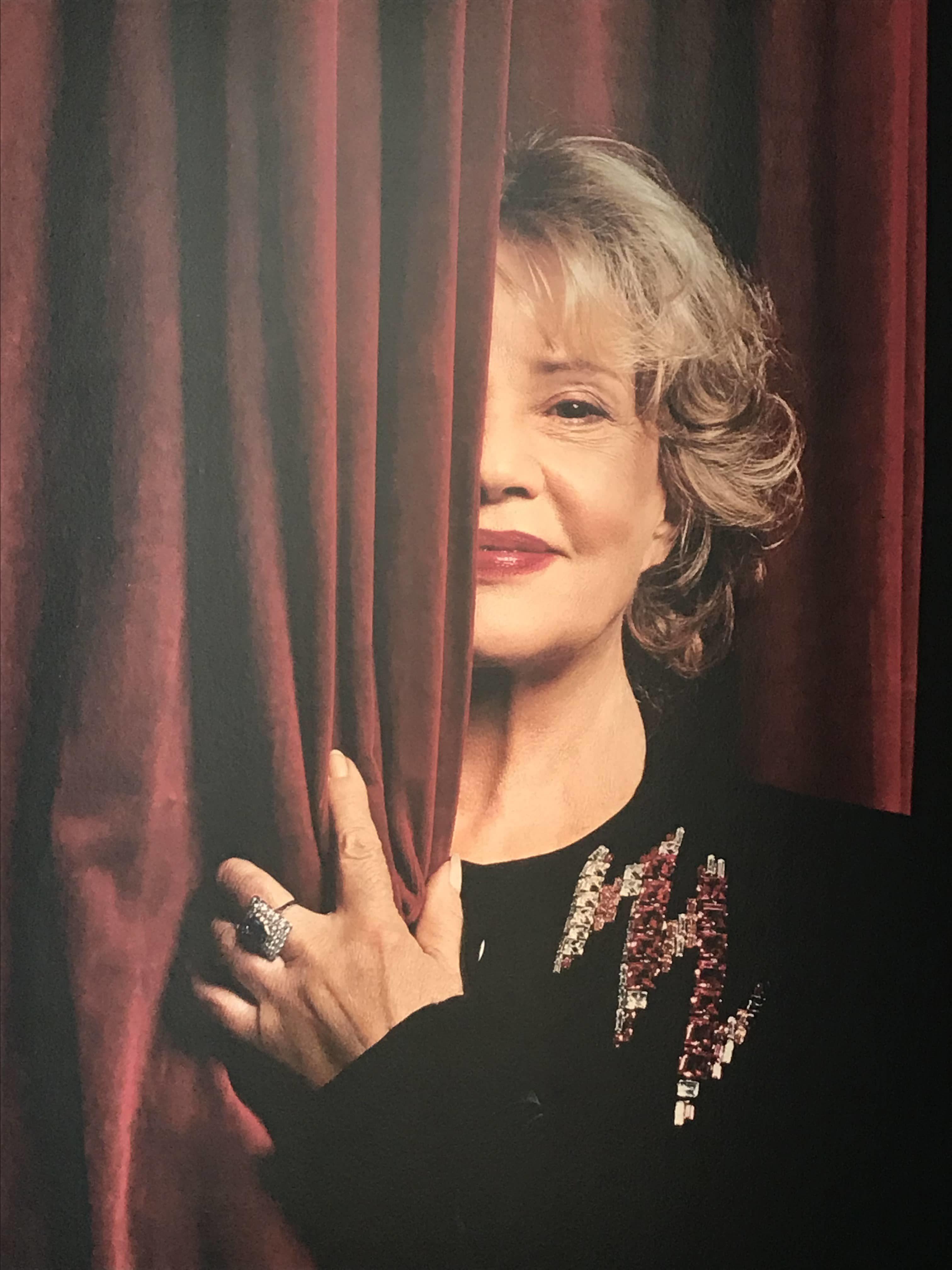 Jeanne Moreau à la Maison Jean Vilar: Interview de sa directrice.