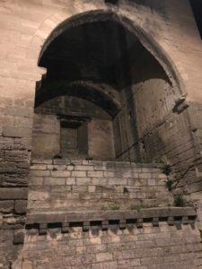 Les tours des remparts