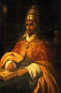 Benoit XII le fondateur du palais des papes