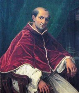 Le premier des 9 papes bâtisseurs d'Avignon