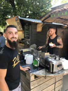 la cabane du barbu