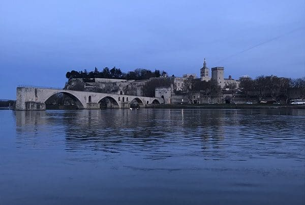 corona virus, Avignon