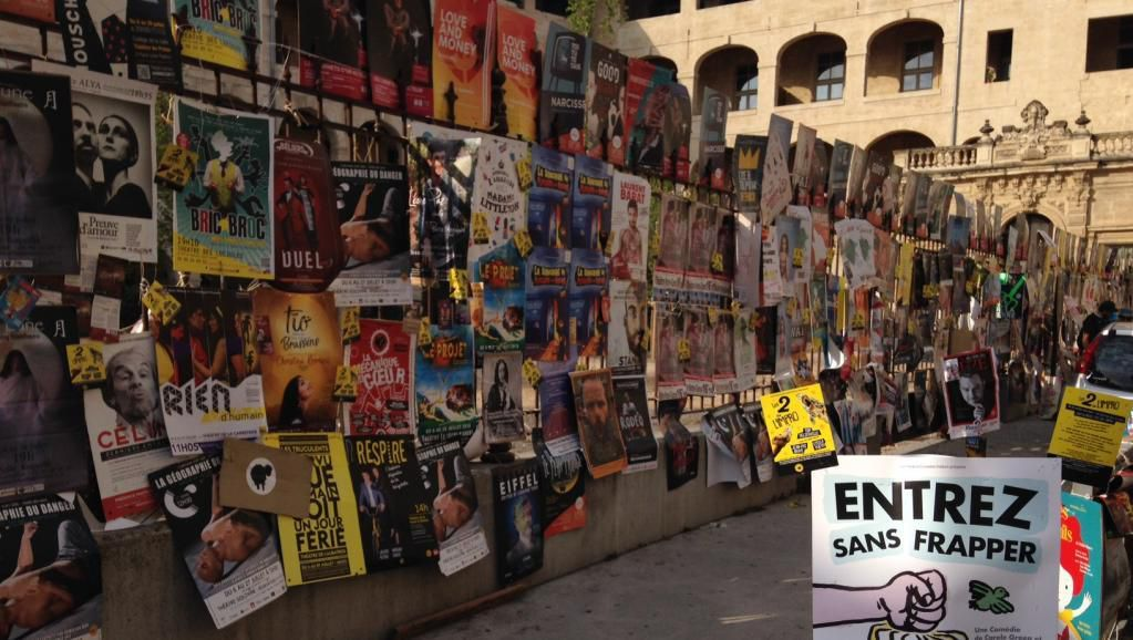 La culture en 2020 et le festival d'Avignon 2021
