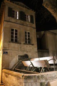 rue des teinturiers, visiter à Avignon