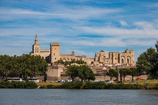 mesures sanitaires, Avignon , visiter avignon