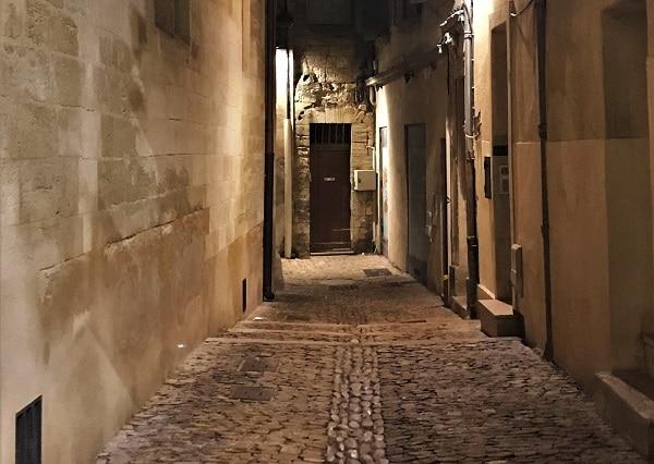 Visite de nuit d'Avignon