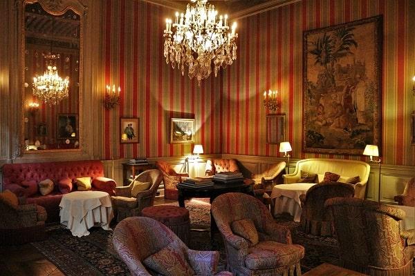 Hôtel à Avignon: un endroit exceptionnel, la Mirande