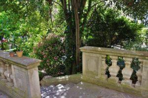 le jardin de la Mirande, hôtel à Avignon