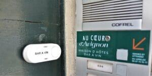 bar à vins d'Avignon