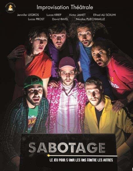 Sabotage, festival 2021